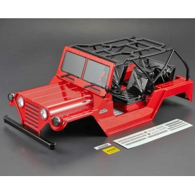 Carrosserie Warrior Crawler rouge peinte 48444 Killer Body
