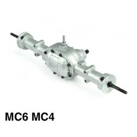 Pont alu. arrière MC6 MC4 96304306 Cross