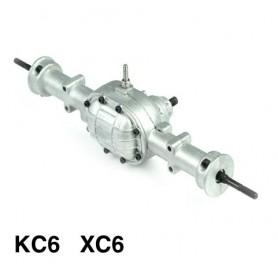 Pont alu. arrière KC6 XC6 96308306 Cross