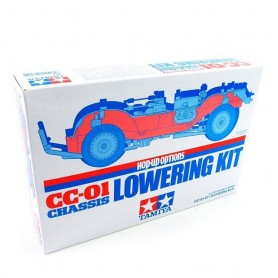 Kit transformation piste CC01 54625 Tamiya