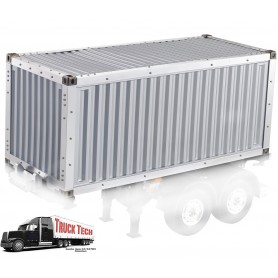 Container 20 pieds 140407A Truck tech