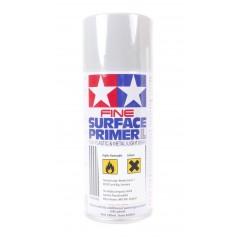 Apprêt surface primer blanc en bombe 87064 Tamiya