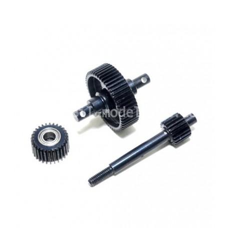 Pignons  acier SCX10 / AX10 SSCX038G GPM