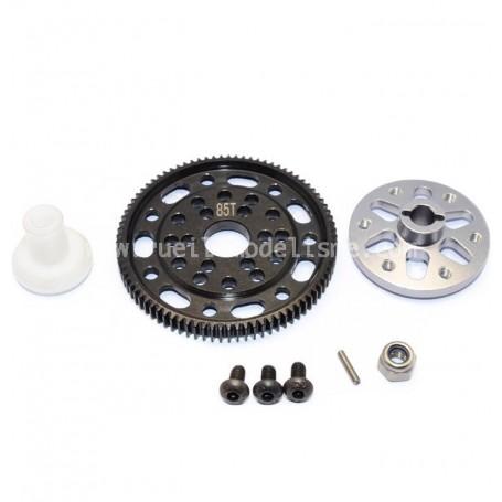 Couronne acier SCX10 / AX10 SSCX158T GPM