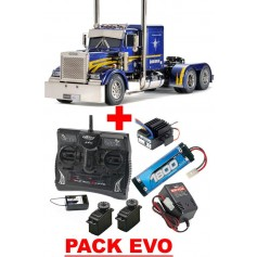 Grand Hauler  56344 Tamiya PACK EVO