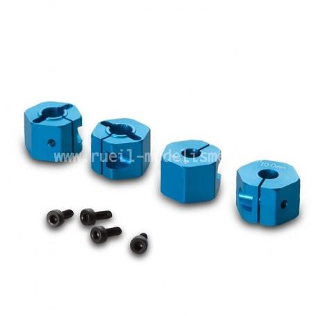 Hexagones de roues10mm GM70273 GMade