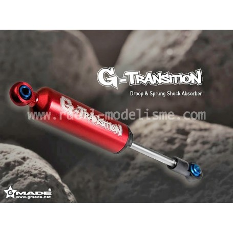 Amortisseurs G-transition 90mm GM20601 Gmade