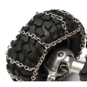Chaines pour pneus de 108mm 80156 Topcad