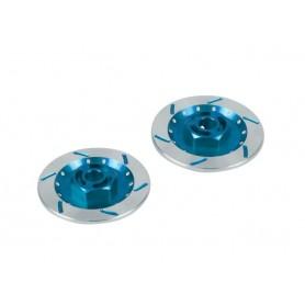 Disques de frein AR en alu. 3RAC-AD12/V2B/LB 3racing