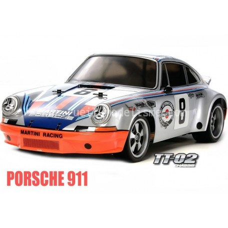 Porsche 911 Carrera RS TT02 58571 Tamiya