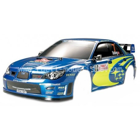 Carrosserie Subaru Impreza MC WRC '07 51289 Tamiya