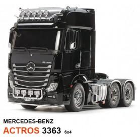Actros 3363 6x4 Mercedes  56348 Tamiya