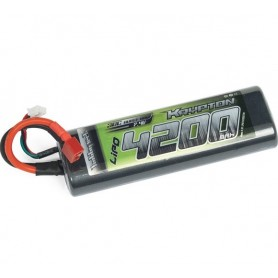 Lipo 7,4V 4200 mah 30C 2S Krypton HobbyTech