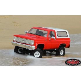 Carrosserie Chevrolet Blazer complète Z-B0092 RC4WD