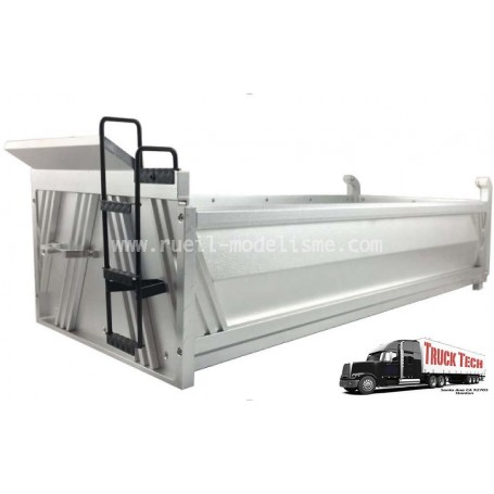 Benne 400mm aluminium 140425B Truck tech