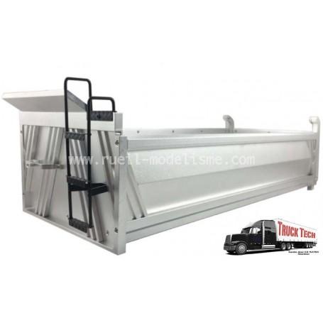Benne 450mm aluminium 140426B Truck tech