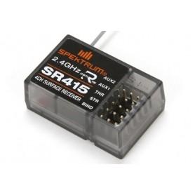 Récepteur SR410 4 VOIES DSMR SPMSR410 Spectrum