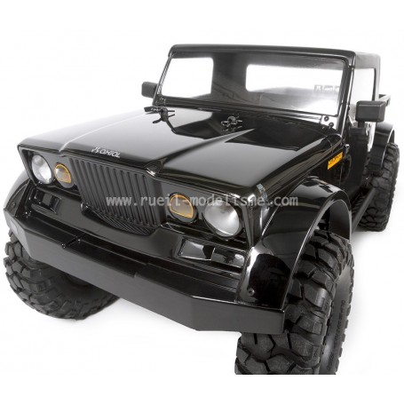 Carrosserie Jeep NuKizer 715 AX31267 Axial