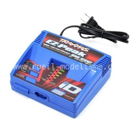 Chargeur Rapide Lipo/Nimh iD 80W 2970G Traxxas