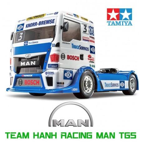 Man TGS Team Hahn racing TT01E 58632 Tamiya