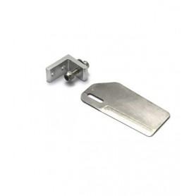 Dérive en aluminium VO152 517B15 TFL