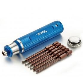 Porte-outils 6 en 1 T1606-02 TFL