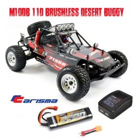 M10DB Baja Buggy 4x2 Brushless 1/10 RTR Carisma