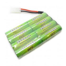 Batterie 9,6V 2500 mah A2Pro