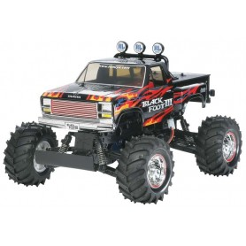 Black foot II 58498 Tamiya