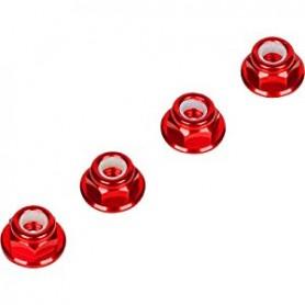 Ecrous de roues (rouge) 336 Snake Race