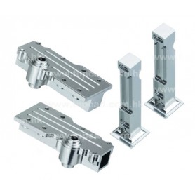 Pieds aluminium 15450 topcad