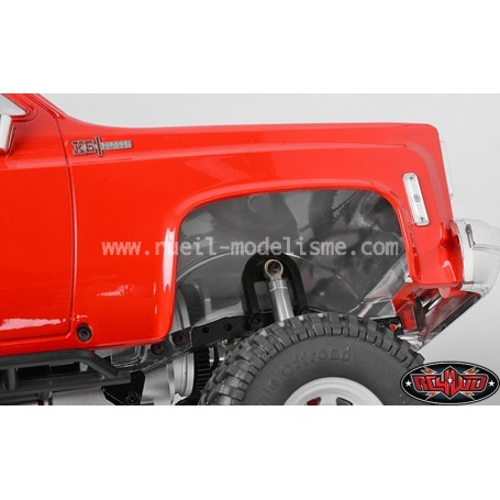 Passages de roues AV Trail Finder Z-S1192 RC4WD