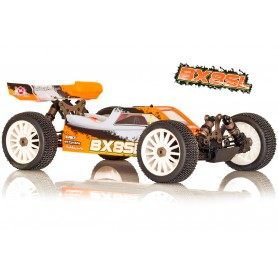 BX8SL SUPER-LIGHT BRUSHLESS BUGGY 1/8e Hobby Tech