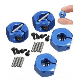 Hexagones de roues 8mm HEX1208 GPM