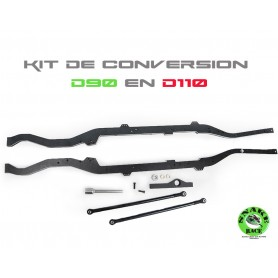 Kit de conversion D90-D110 0015 Snake Race