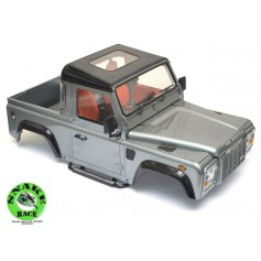 Carrosserie Land Rover Defender D90 Pick up 161004A Snake
