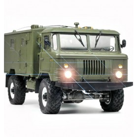 GC4M command post camion 4x4 Cross
