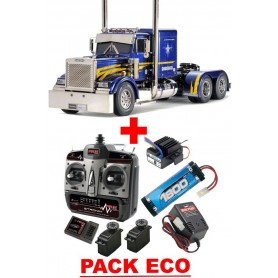 Grand Hauler  56344 Tamiya PACK ECO