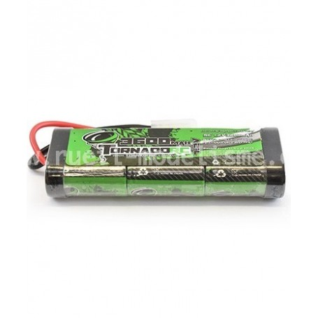 Batterie 7,2V 3600mAh Avioracing
