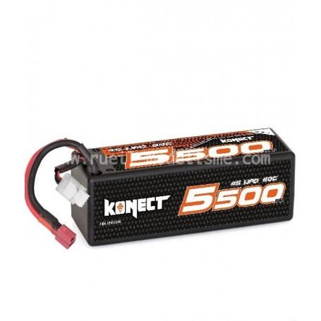 Lipo 14,8V 5500 mah 60C 3S Konect