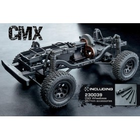 CMX crawler en kit 532144 MST