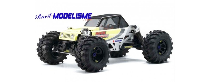 Rock Force Kyosho