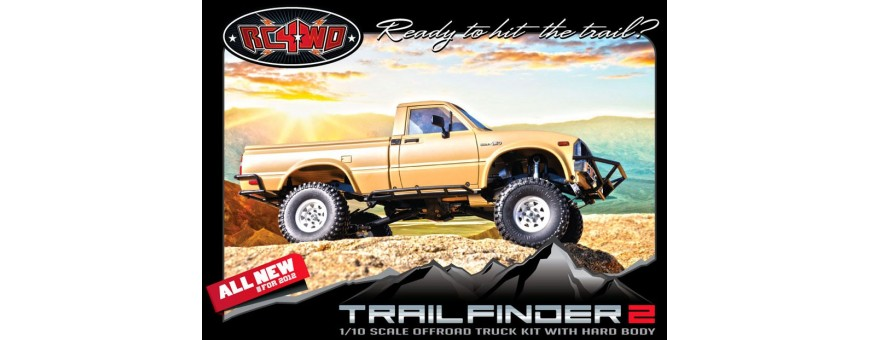 Trail Finder TF2 RC4WD