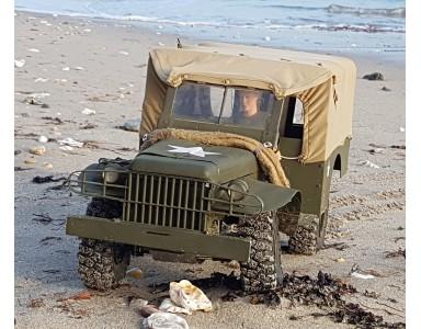 Sawback GMade  modifié en Dodge