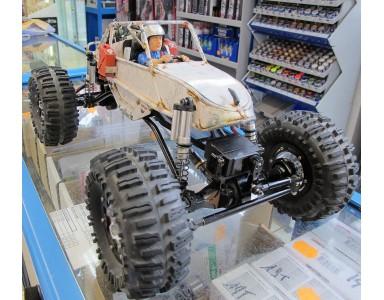 Crawler Topcad Moa modifié par Didier