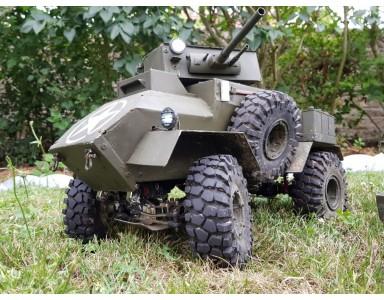 Humber MK IV   par Christophe
