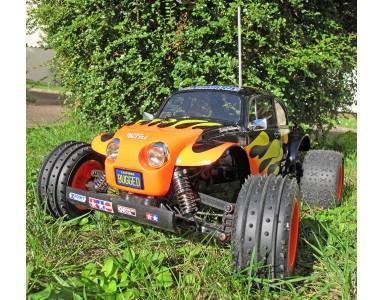 Blitzer Beetle 58502 Tamiya réalisé par Alexis
