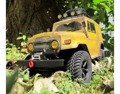 Crawler CMX en kit MST carrosserie BJ40 Tamiya
