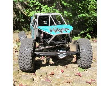 GOM PLUS Rock Buggy GR01 en kit  GMade monté par Alexis