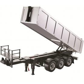 Benne alu. + remorque 140408B Truck tech
